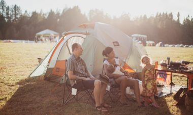 10 tips for camping in tents with babies