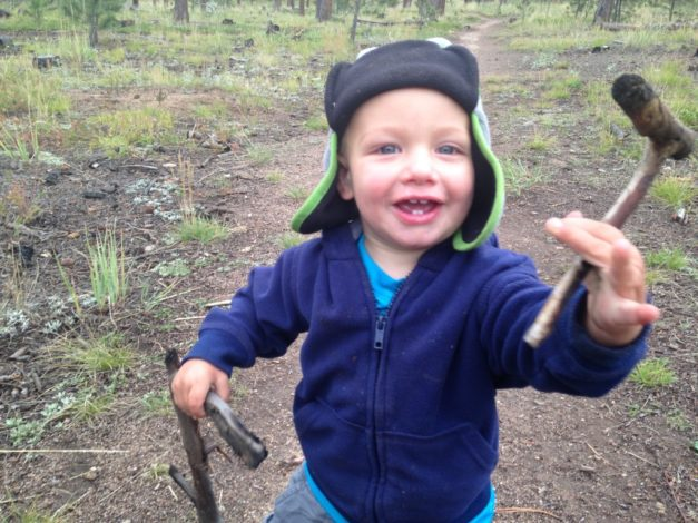 4 Safety Tips for Hiking with Toddlers