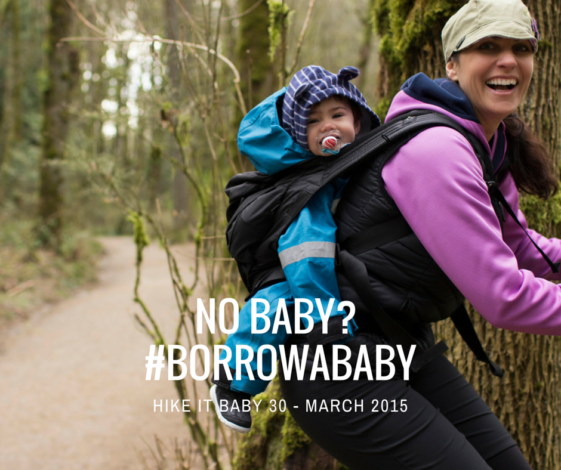 How the Hike it Baby 30 Came About (1)