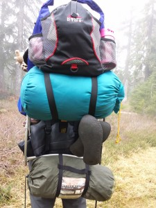 Overnight Backpacking with a Toddler in Tow - Hike it Baby