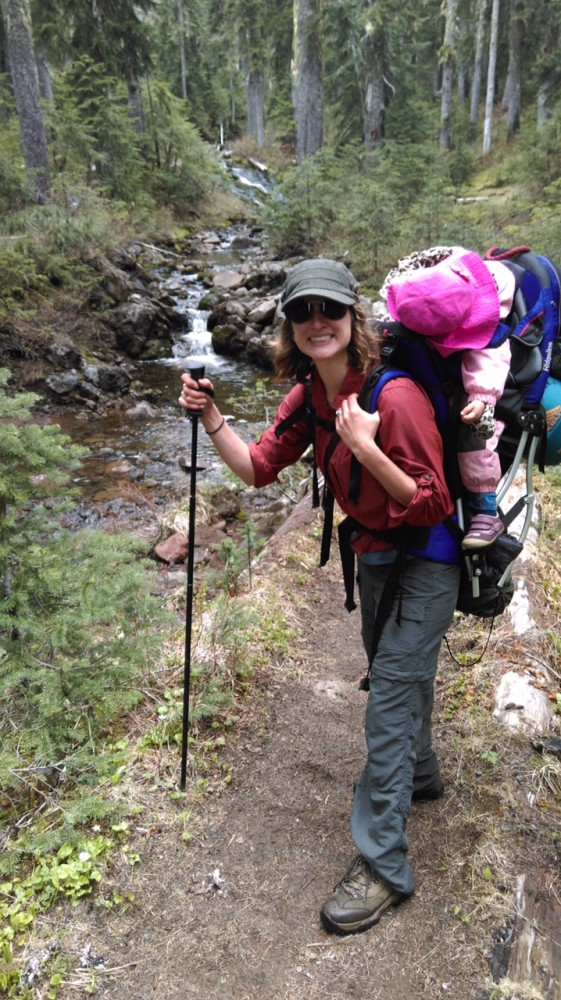 7ce1aa35f8a Overnight Backpacking with a Toddler in Tow - Hike it Baby