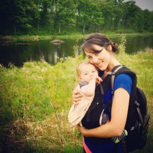 How Hiking Brought Me Back from Post Partum Darkness (1)