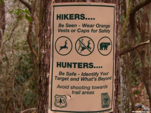 Hiking During Hunting Season - 10 Safety Tips