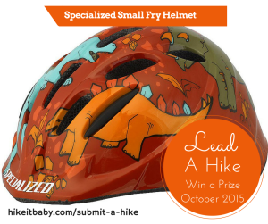 Lead a Hike Prizes - October! (1)