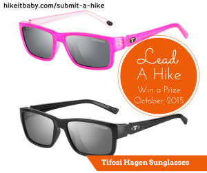 Lead a Hike Prizes - October! (2)