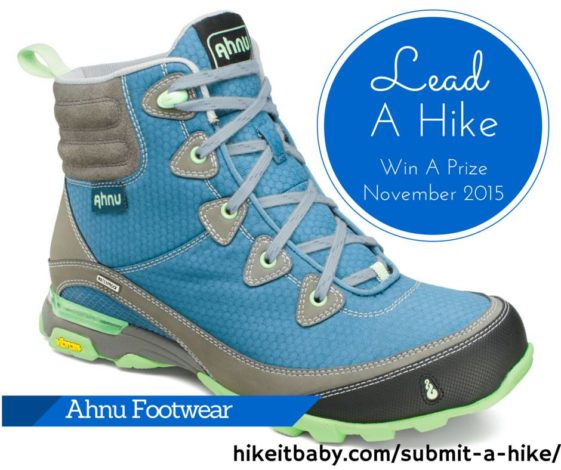 Get Hiking this Month with HIB30! (2)