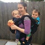 Tandem Babywearing on Trail - Tips and Tricks (3)