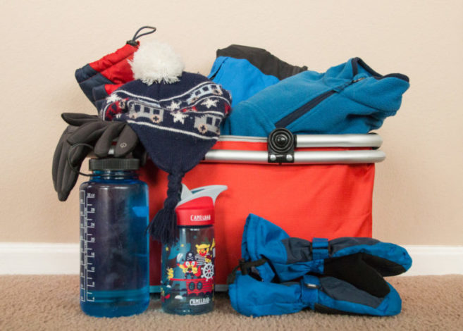 """5 Tips for Organizing Your Hiking Gear"" by Jessie Emslie for Hike it Baby"