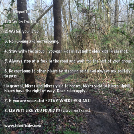 Trail Etiquette for Kids (4)