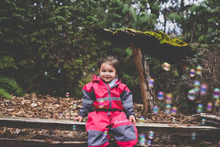 Keeping Toddlers Grounded in Nature