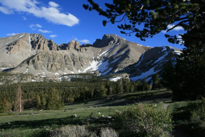 Find Your Park In July Great Basin National Park Nevada Hike It Baby