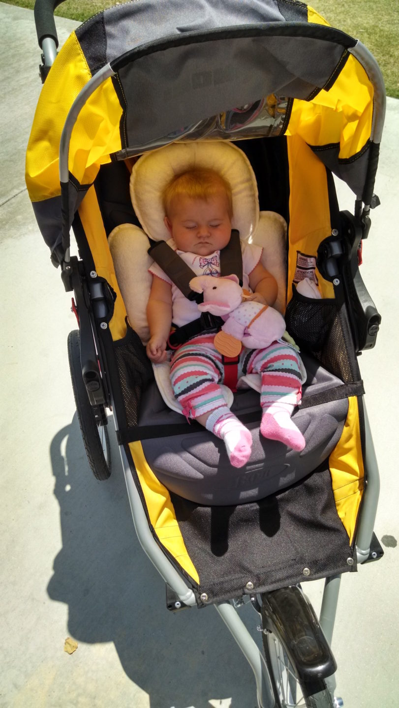 Stroller Running with Your Baby Postpartum - Hike it Baby
