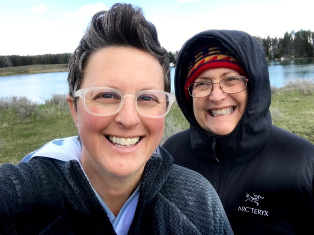 My Trip to Yellowstone National Park and the Discovery of Myself by Michele Flamer-Powell for Hike it Baby