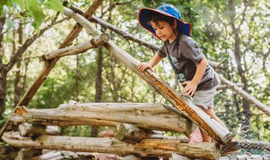 Kids to Parks Day: Ideas for Enjoying the Park by Erin Pennings for Hike it Baby