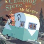 Camping Spree with Mr. Magee book