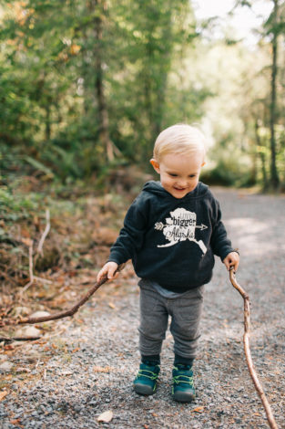 Raising Trail Heroes: Teaching our Children Trail Stewardship by Lindsey Weir for Hike it Baby
