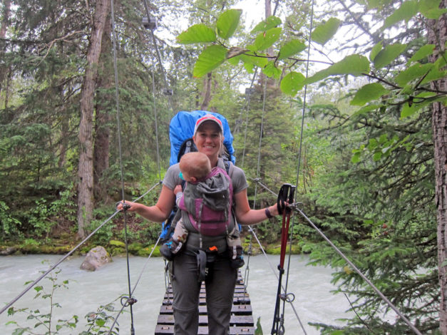 Adventure Awaits: Backpacking the Chilkoot Trail with a Toddler by Heather Helzer for Hike it Baby