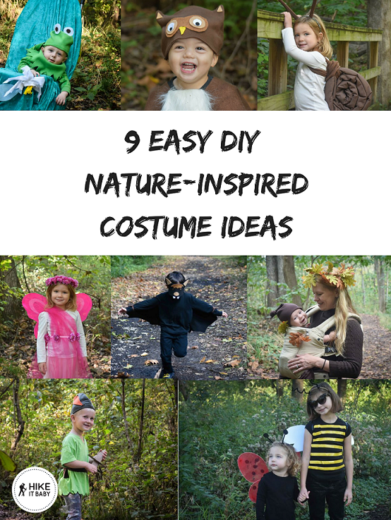 9 Easy DIY Nature-Inspired Costume Ideas
