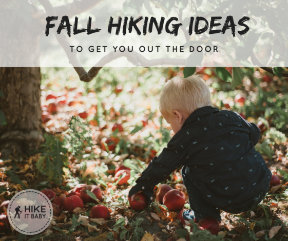 Fall hiking ideas