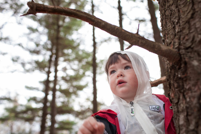 Tick Prevention in Colder Months with DrFrid by Rebecca Hosley for Hike it Baby.