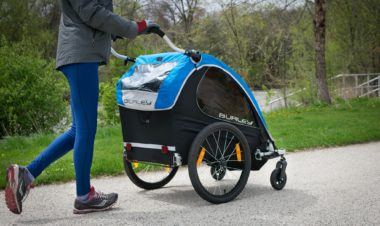 Bike Trailer Round-up by Hike it Baby