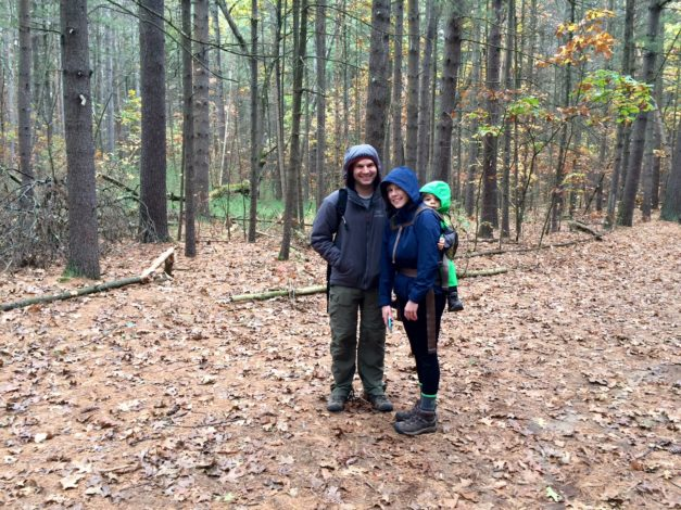 10 Fun Outdoor Family Holiday Traditions by Rebecca Hosley for Hike it Baby