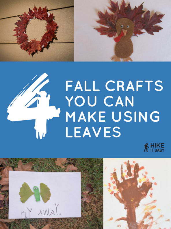 4 Fun Fall Craft Ideas Made From Leaves