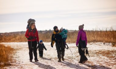 7 Winter Hikes by Kirby Crawford for Hike it Baby