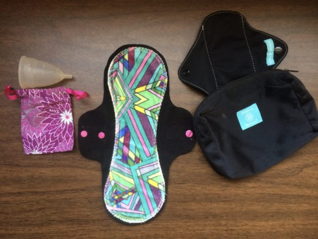 Menstruation, The Trailhead and You by Heidi Schertz for Hike it Baby