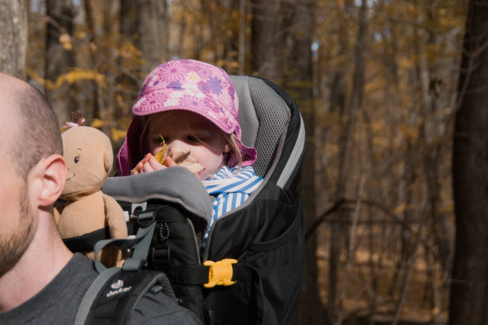 Hard-framed carrier: improve the quality of your hike by Jessica Featherstone for Hike it Baby