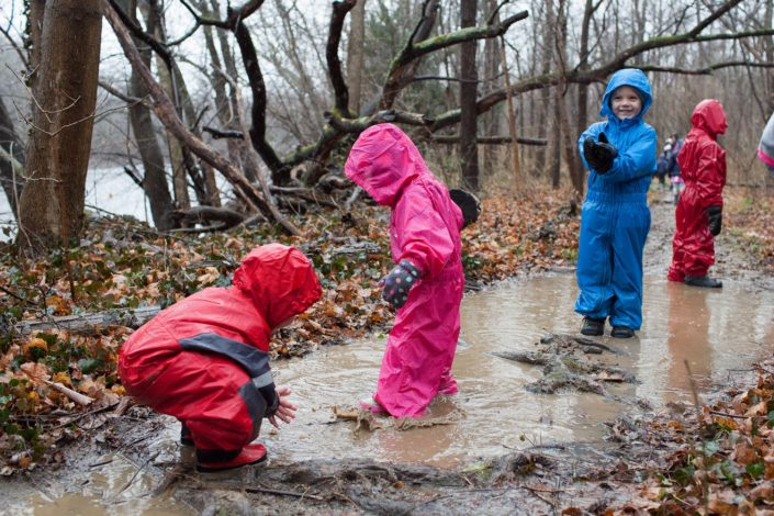 Gear essentials for winter hiking by Erin Pennings for Hike it Baby