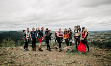 How I found my community on the trails by RyAnn Peverley for Hike it Baby