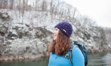 10 Reasons why getting out in the cold Is good for your soul by Kristi Field for Hike it Baby