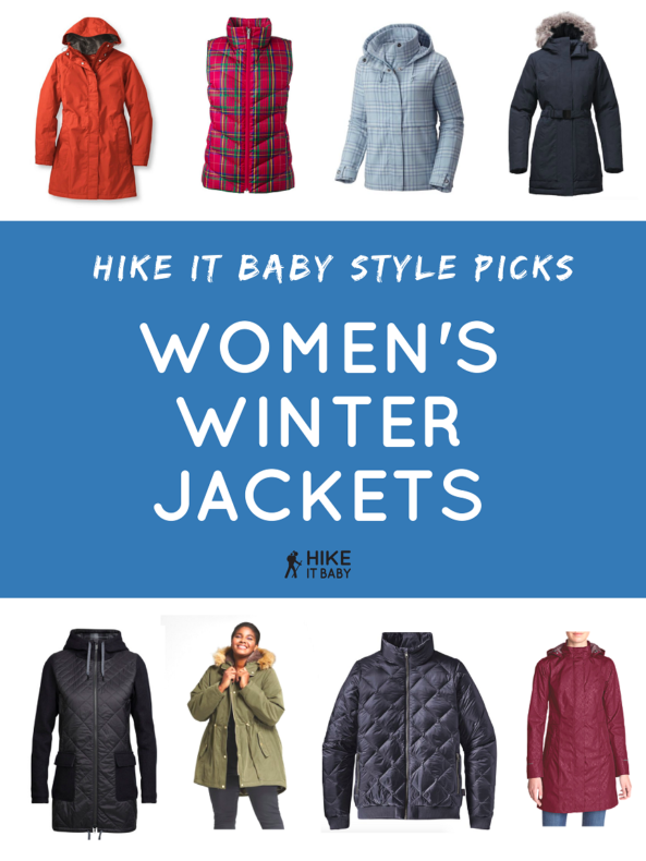 Winter Jacket Style Guide from Hike it Baby
