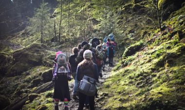 How to start hiking regardless of fitness level by Rebecca Hosley for Hike it Baby