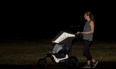 Staying safe when hiking at night by Makayla Silva for Hike it Baby