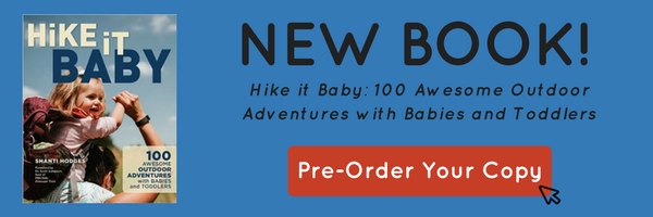 New Hike it Baby Book - Order today!