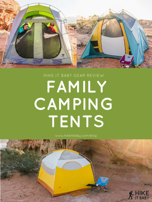 The New Era Of The Family Camping Tents Hike It Baby