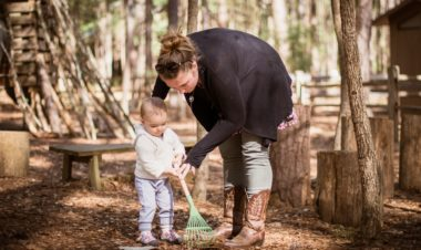 How to be trail stewards by Jenyfer Patton for Hike it Baby