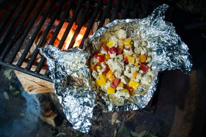 Camping Meals for Families with Kids by Melissa Hollingsworth for Hike it Baby