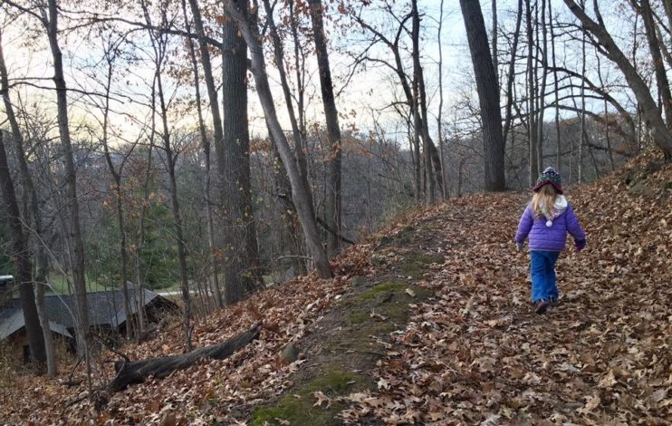 3 hikes in Iowa by Katy Severe for Hike it Baby