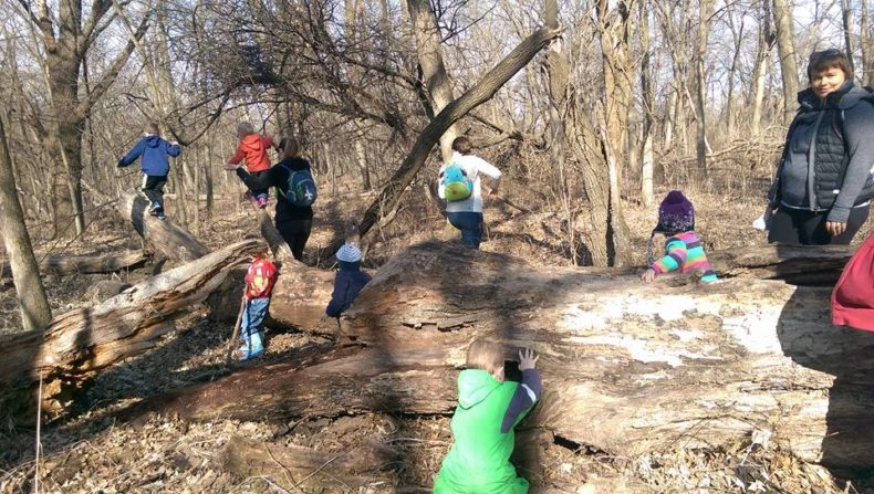 3 Kid-friendly hikes for kids in Iowa by Katy Severe for Hike it Baby