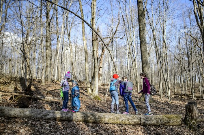 Hiking with older kids by Shanti Hodges for Hike it Baby