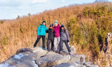Hiking Essentials What to Wear by Rebecca Hosely for Hike it Baby