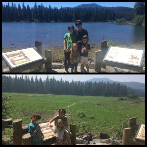 How to homeschool out of the home and on the trail by Jenyfer Patton for Hike it Baby