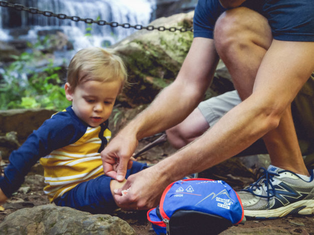 7 Tips for Safety on Trail With Kids by Alana Dimmick for Hike it Baby