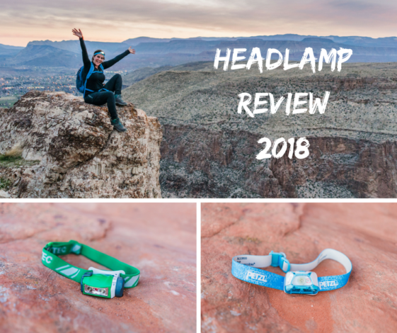 Headlamp Reviews - Find the best headlamp for hiking and camping with your family