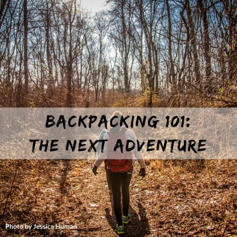 Backpacking 101 by Heidi Schertz for Hike it Baby