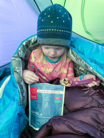 Gourmet on the Go by Jessica Featherstone for Hike it Baby