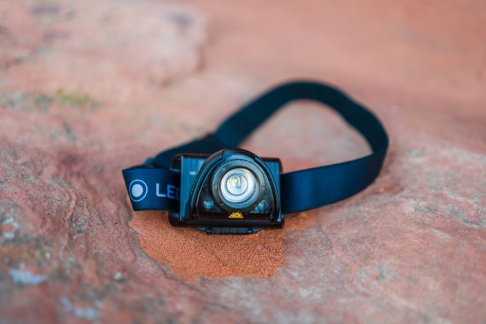Headlamp Reviews - Photo by Arika Bauer